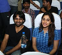 Subramanyam For Sale Team at Theatre Arjun 70 MM, Hyderabad