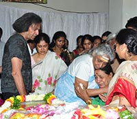 Tollywood pays tribute to Edida Nageswara Rao
