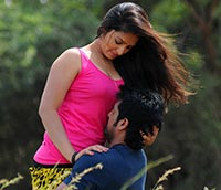 Akhil Karteek-Priya Vashishta Film Photos