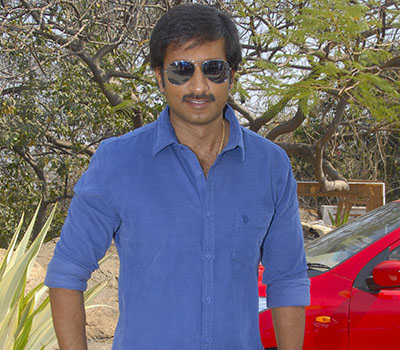 Gopichand (Hi-Res) Photos