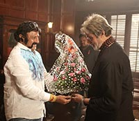 Sarkar 3 (Working) Photos