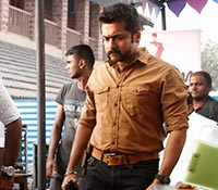 Singam III (Working) Photos